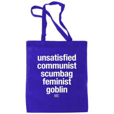 Feminist Goblin - Bag For Life Thumbnail