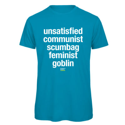Feminist Goblin - Colour T-Shirt Thumbnail